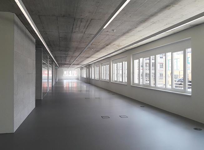 Baufortschritt Hauptbahnhof C.18.B
